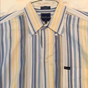 Faconnable men's dress shirt